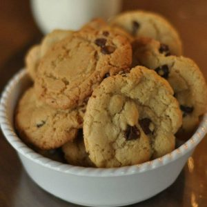 Photo of Gluten Free Chocolate Chip Cookies.